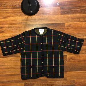 Vintage Tally Ho Cardigan Sweater